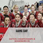 Gymnastics at Dayton Championship Meet