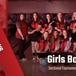Girls Bowling Competes at Sectional Tournament