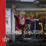 Sarah Kraynek To Compete at State Gymnastics