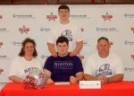 Brandon Swallow Signs with Bluffton