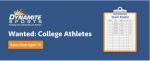 ATTENTION Parents & Athletes! Virtual 'Eligibility & Scholarship' Workshop