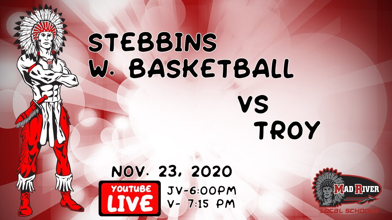 High School Girls Basketball Opens Their Season At Stebbins