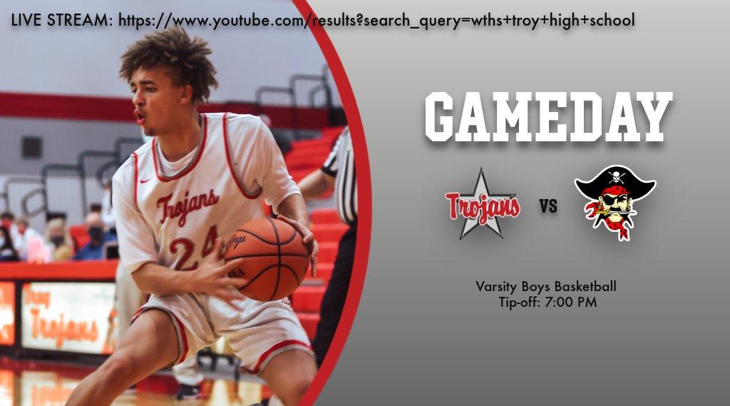 V Boys Basketball Live Stream vs. W Carrollton 1/13