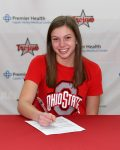 Dinah Gigandet Signs With Ohio State University