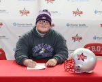 Ethan Freed Signs with Ashland University