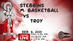 Boys Basketball @ Stebbins Feb 6 Livestream