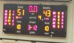 Girls Varsity Basketball falls to Butler 51 – 43