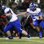 'GUTSY' DEFENSE LEADS MCNARY OVER NORTH SALEM