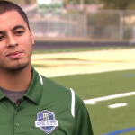 Coach, teammates helps save teen's life: 'I'm not a hero, I'm a coach'