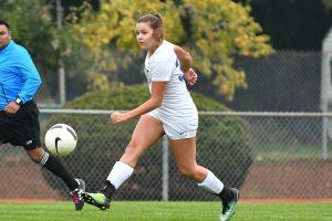 Girls JV Soccer vs North