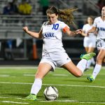 Jessy Shore Named 1st Team All-Conference for Girls Soccer