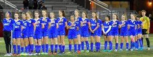 Girls Varsity Soccer vs South