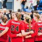 Cardinal Volleyball Beats Trinity, Remains Undefeated in League