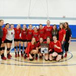Santa Clarita Christian School Volleyball Finishes Southern Section Playoffs and Now Moves Into State Tournament Play