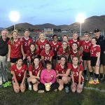 SCCS Girls Soccer Sonnenburg and Marr Come Up Big Against Vasquez