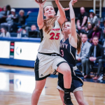 Girls Varsity Basketball beats Trinity Classical Academy 33 – 30