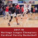 Boys Varsity Basketball beats Valley Torah 54 – 51