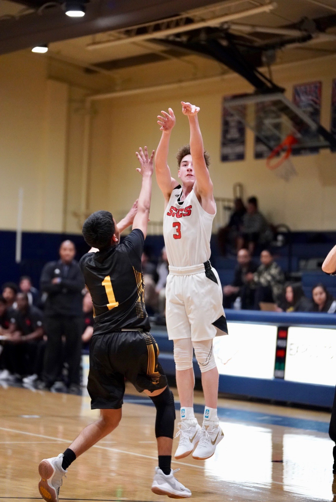 Cardinal Basketball Dominates, Moves on to CIF Quarterfinals