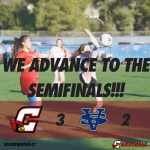 Girls Soccer Defeats Saddleback Valley Christian and Advances to the Semifinals