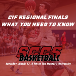Cardinal Basketball Set For Regional Finals, Here's What You Need To Know