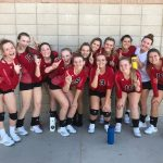 Girls Volleyball Wins Cal City Tournament, Prepares For Trinity