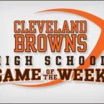 GET OUT & VOTE Cleveland Browns High School Game of the Week, presented by Lake Erie College of Osteopathic Medicine (LECOM)