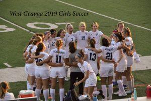Girls Soccer Vs Chagrin Falls