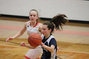 JV Girls Basketball at Chagrin