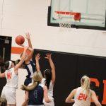 Varsity Girls Basketball at Chagrin