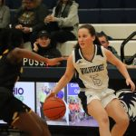 West Geauga Girls Varsity Basketball beats Shaw 74 – 29