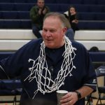 West Geauga Girl Varsity Basketball beats Lakeside 80 – 37