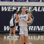 West Geauga Girls Varsity Basketball beats Mentor 66 – 60