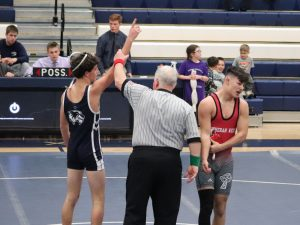 Wrestling vs. Lutheran West