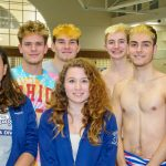 Senior Night- Boys and Girls Swimming