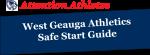 West Geauga Safe Start Resources