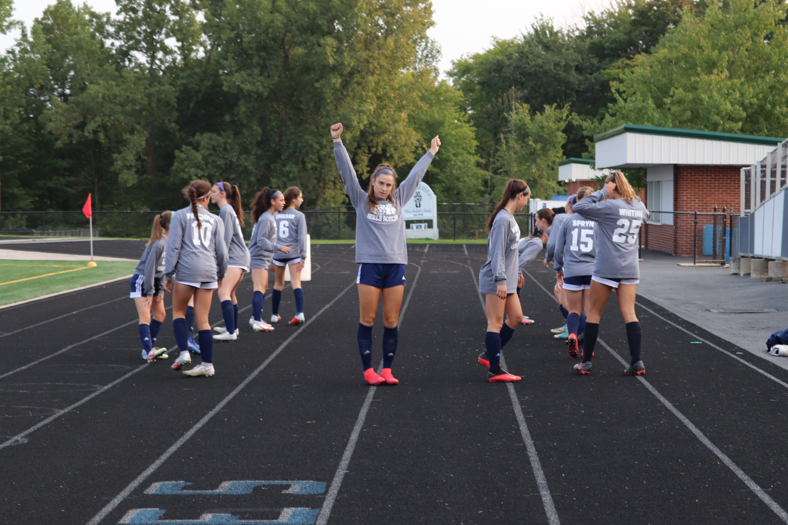 Girls Soccer vs. Kirtland – 9-16-20