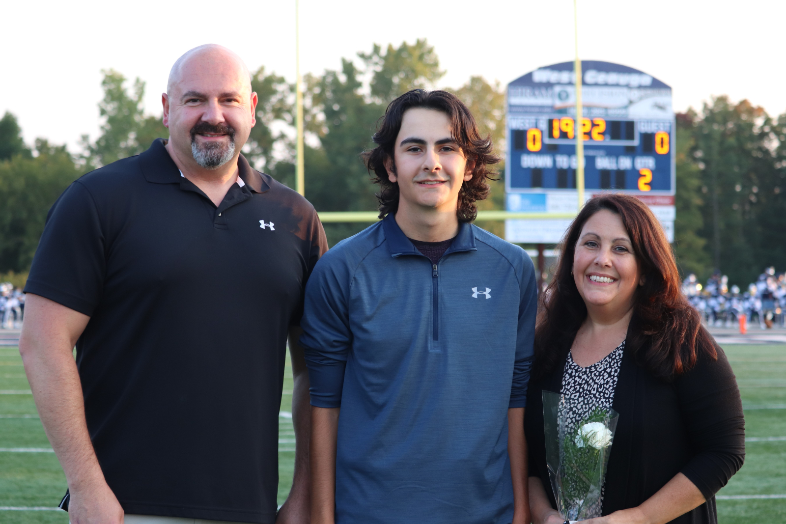Golf/Boys Cross Country Senior Night