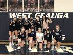 Girls Varsity Volleyball beats Hawken 3 – 1