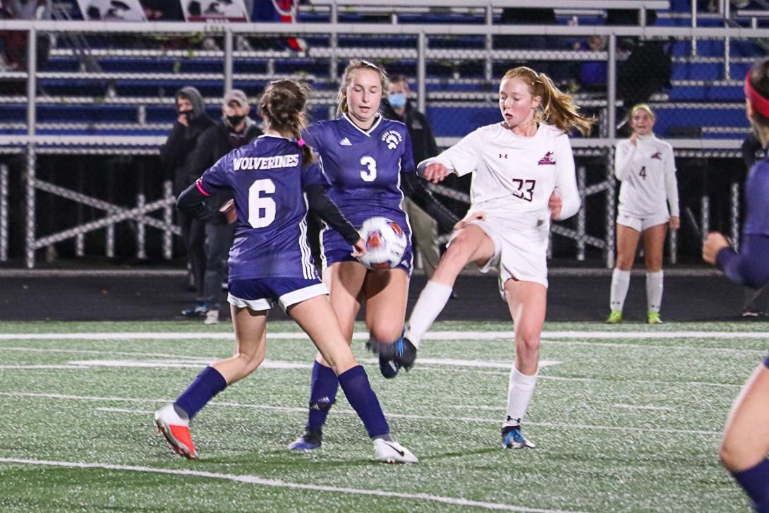 Girls Soccer vs. Rocky River