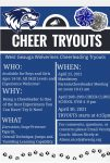 West Geauga Cheer Tryouts