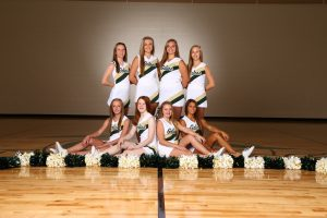 2013-2014 River Bluff Cheer