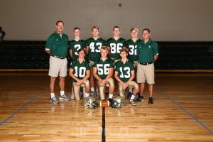 2013 River Bluff Gators Football Team & Position Pictures