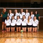 "Women's Volleyball to Break in ""Competition Gym"""