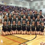 Gator Cheerleading Makes an Impression on First Competition