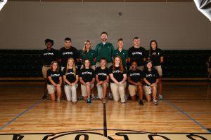 2013 River Bluff Athletic Training Staff