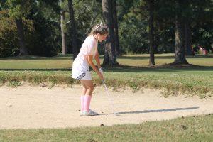 Women's Golf – Think Pink