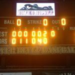 Baseball Gets First Win
