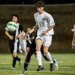 Men Close Season Out with Win