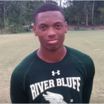 "Ledell is ""CiCi's Pizza River Bluff Athlete of the Week"""