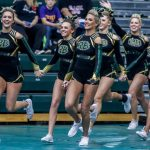Competitive Cheer Schedule Announced